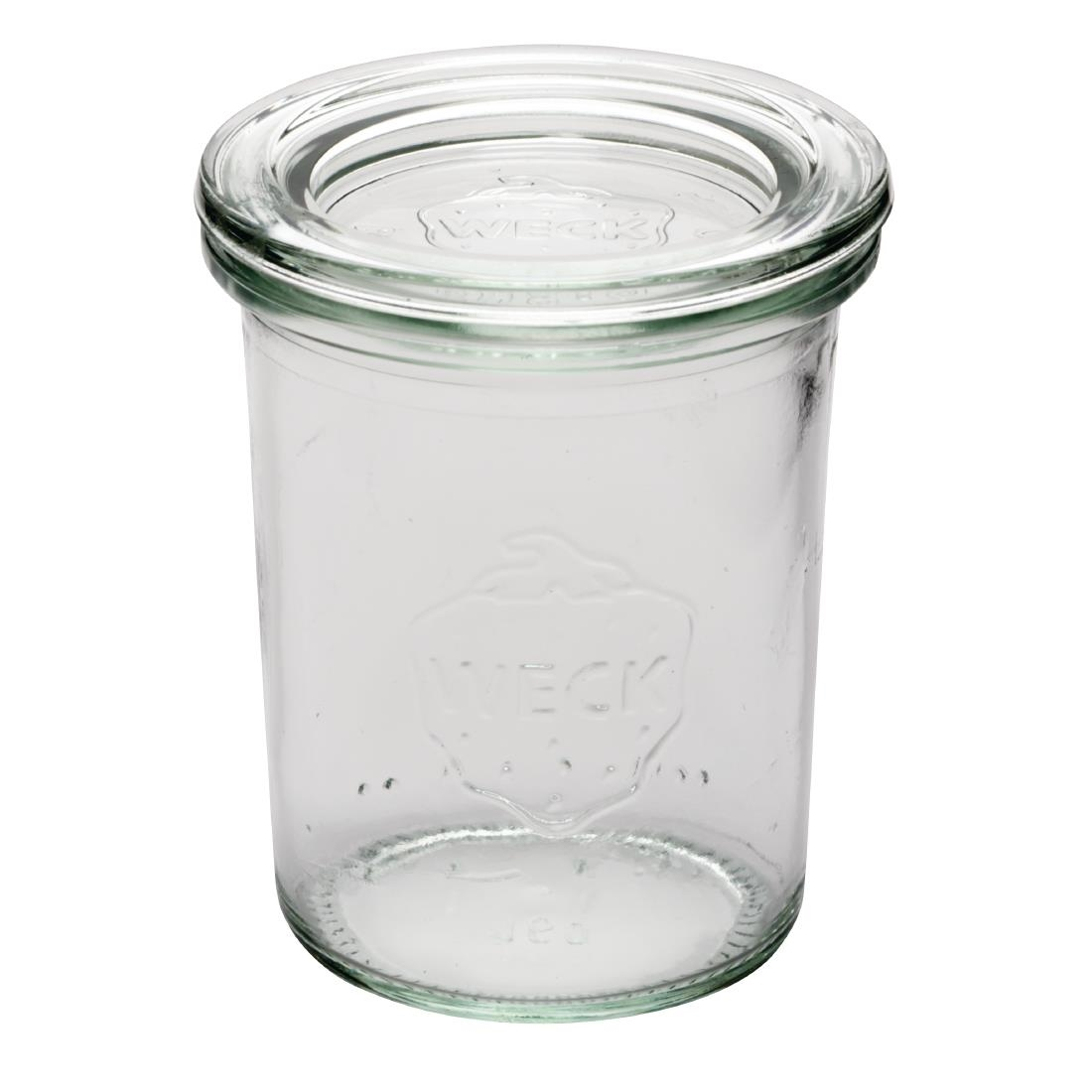 Image of APS 160ml Weck Jar (Pack of 12) Pack of 12