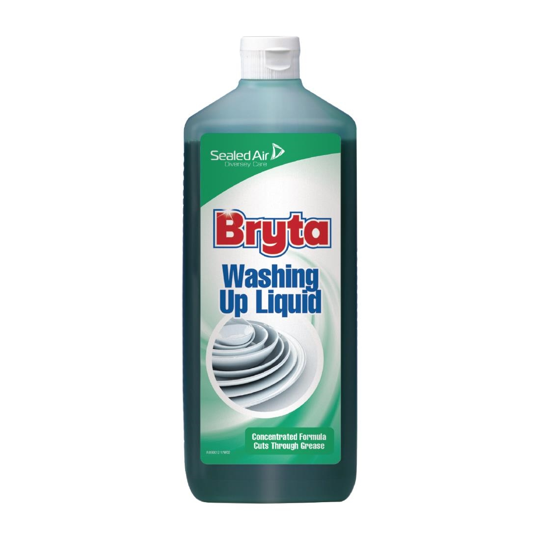 Image of Bryta Washing Up Liquid Concentrate 1Ltr