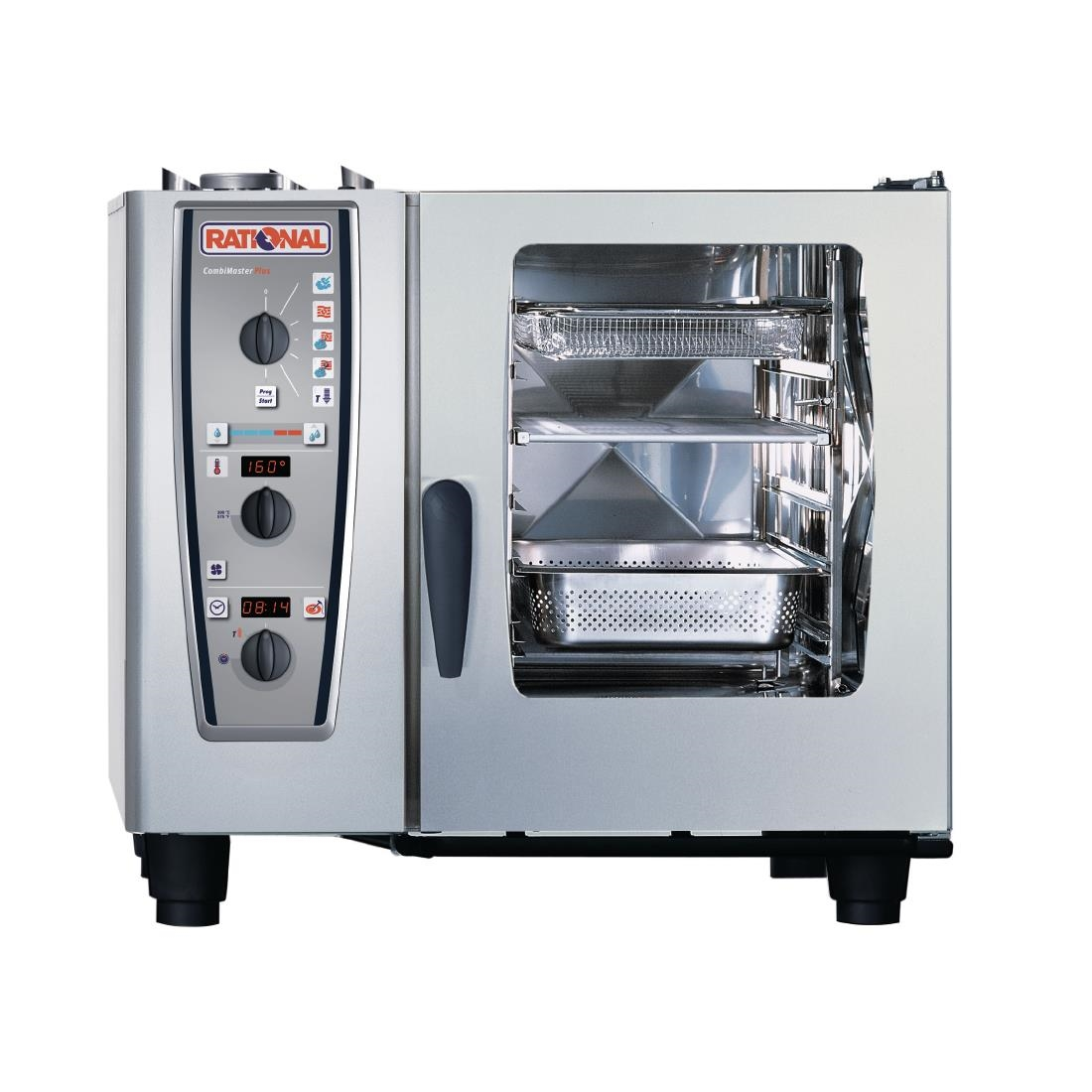 Rational Combimaster Oven Plus Oven 61 Electric CMP61E