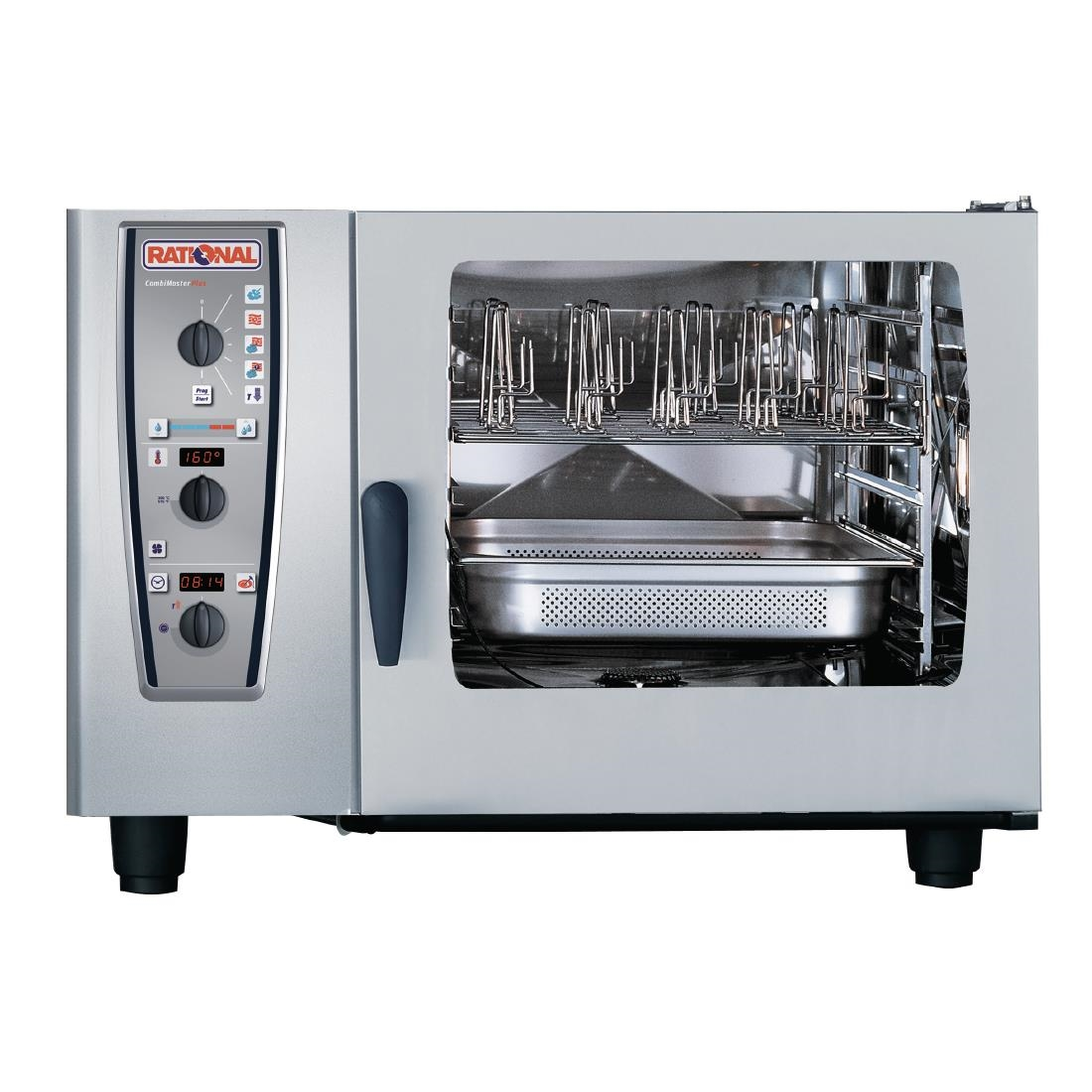 Rational Combimaster Oven Plus Oven 62 Electric CMP62G