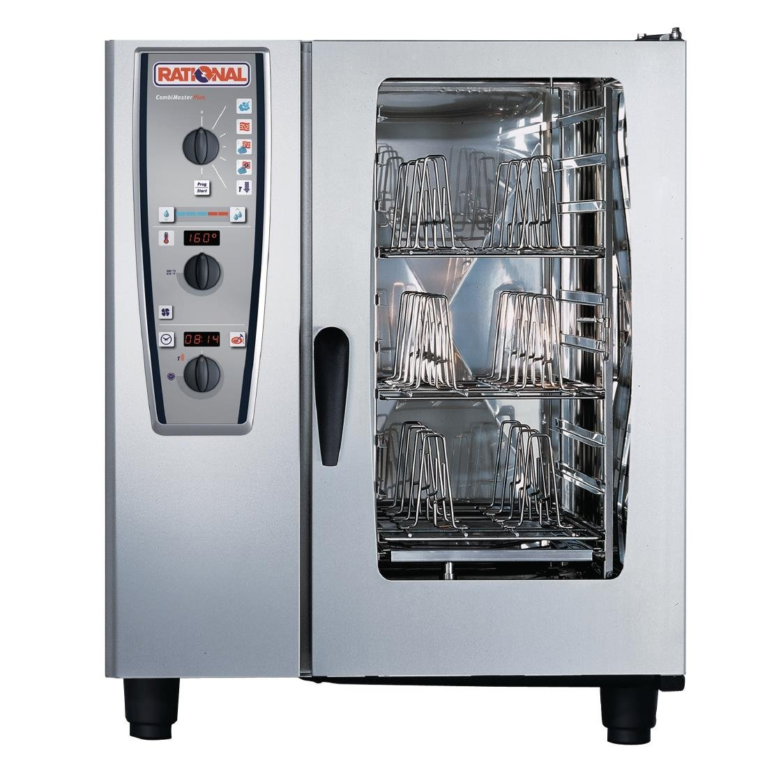 Rational CombiMaster Plus Natural Gas Combi Oven CMP101G/N