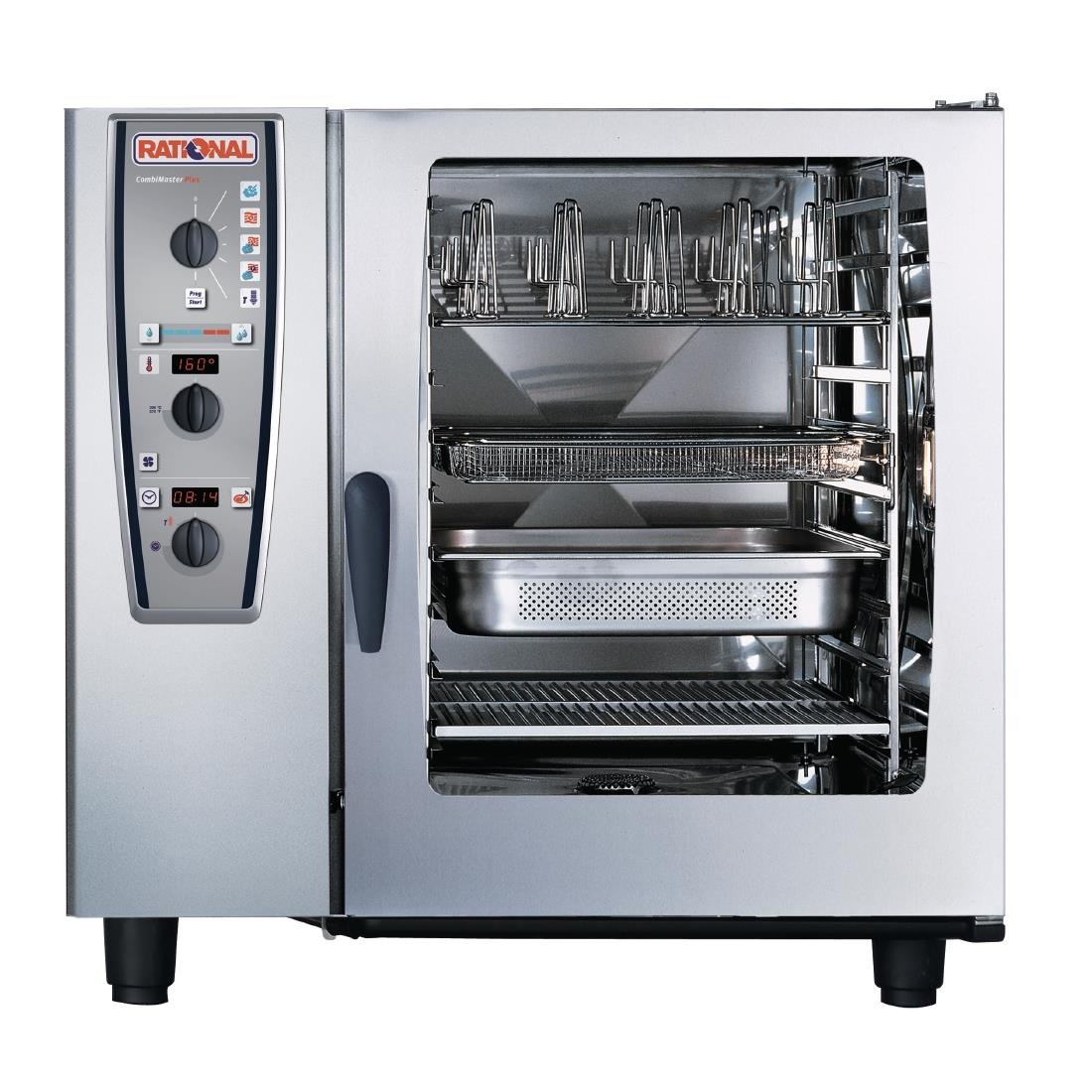 Rational CombiMaster Plus Natural Gas Combi Oven CMP102G/N