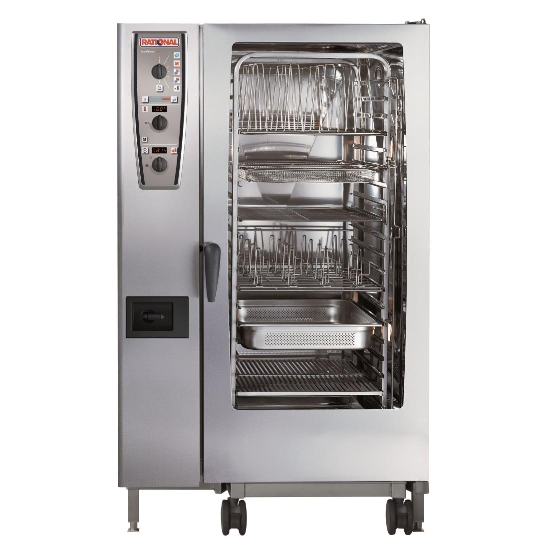 ... rational-combimaster-oven-201-electric