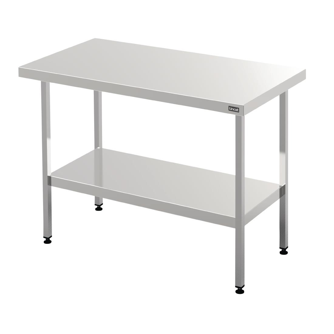 Click to view product details and reviews for Lincat Stainless Steel Centre Table 600mm.