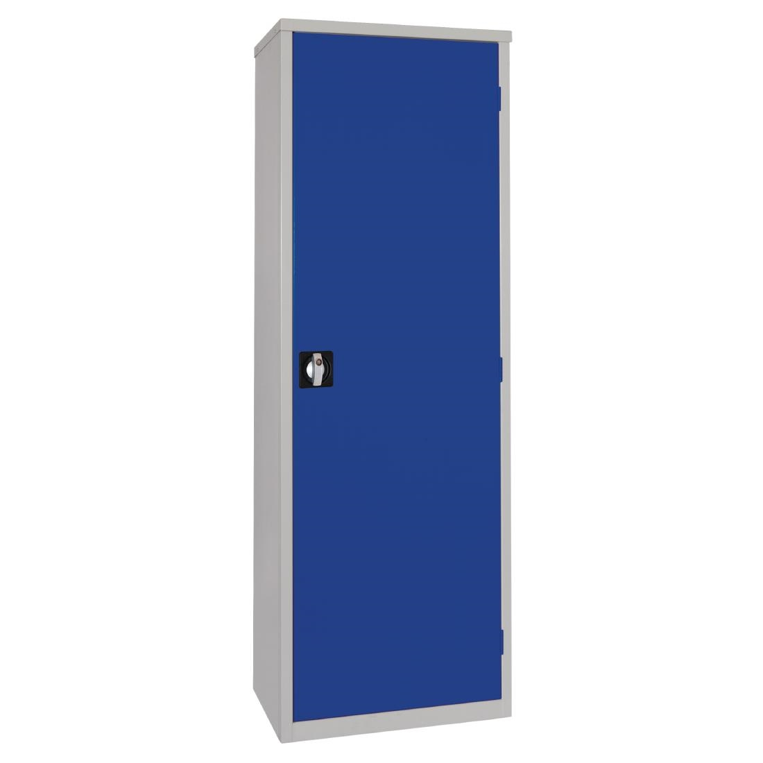 Image of Clothing And Equipment Locker Blue 610mm