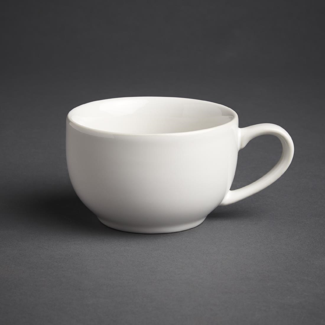 Olympia Cafe Coffee Cups White 228ml