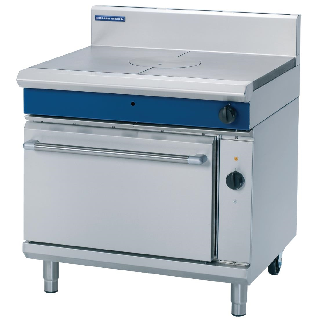 Click to view product details and reviews for Blue Seal Evolution Target Top Electric Convection Oven Nat Gas 900mm Ge576 N.