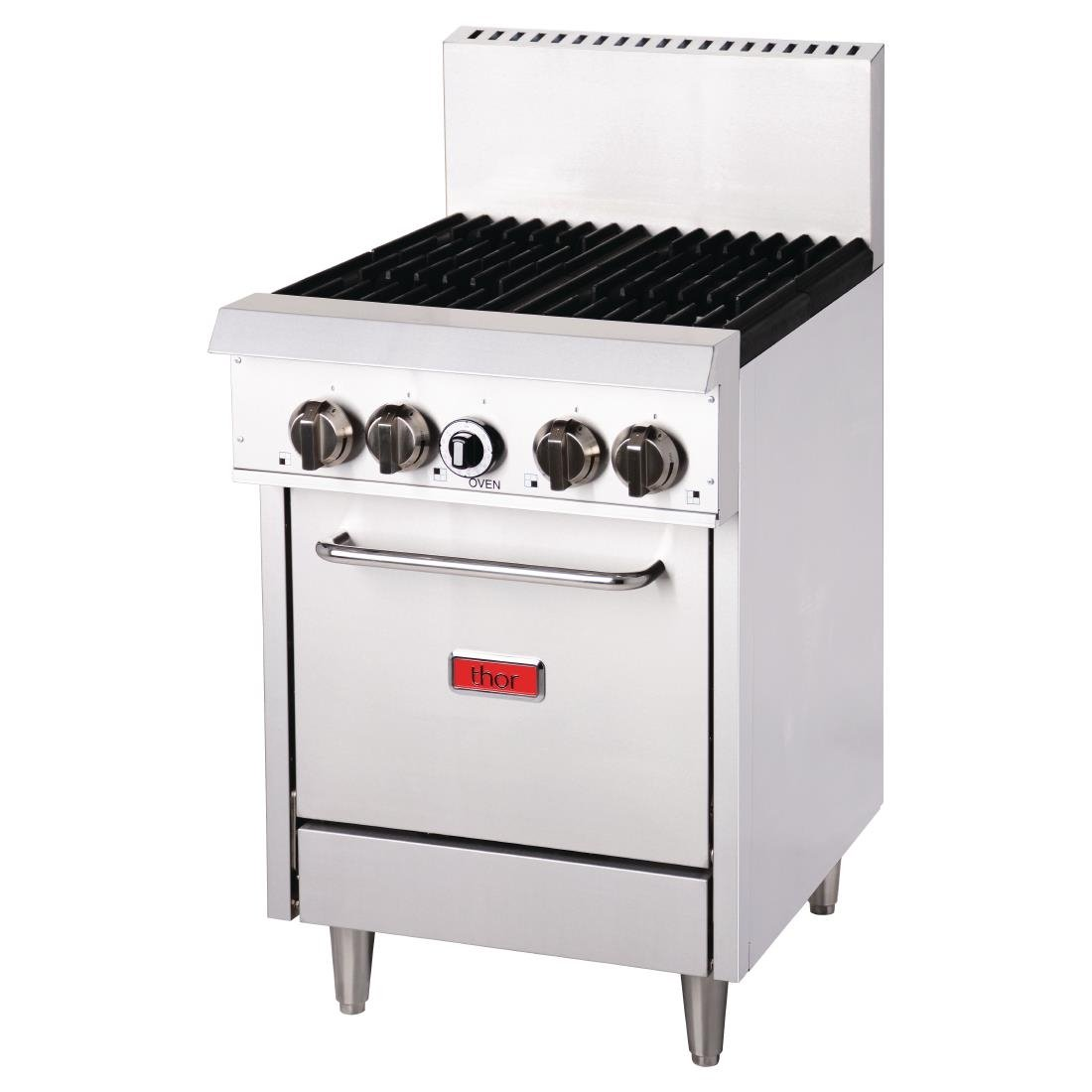 Thor 4 Burner Natural Gas Oven Range