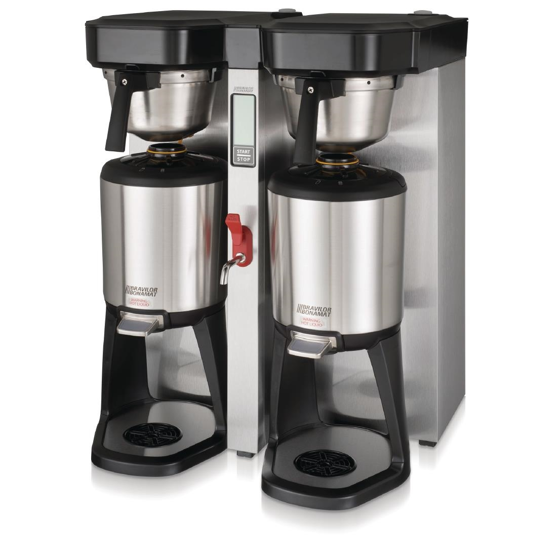 Bravilor Aurora 2 x 5.7L Twin High Profile Thermal Brewer 13 amp
