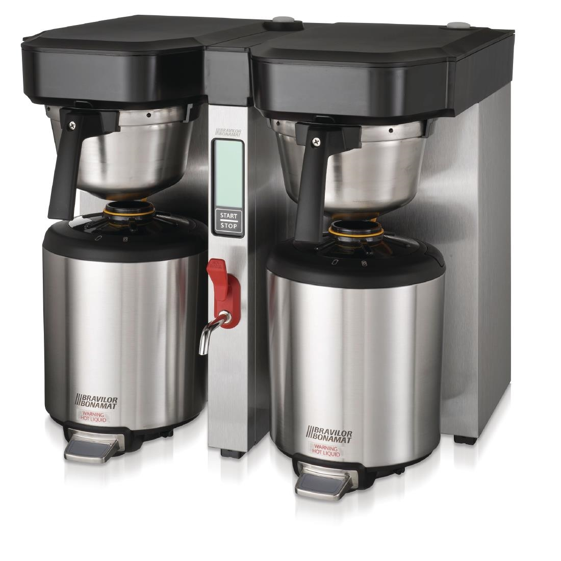 Bravilor Aurora 2 x 5.7L Twin Low Profile Thermal Brewer 13 amp