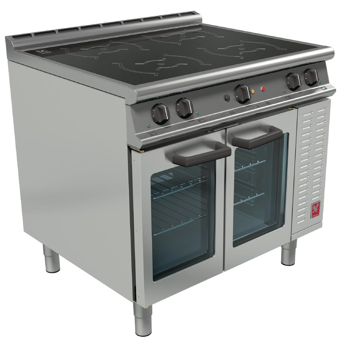 Click to view product details and reviews for Falcon Dominator Plus Induction Oven Range E3914i.