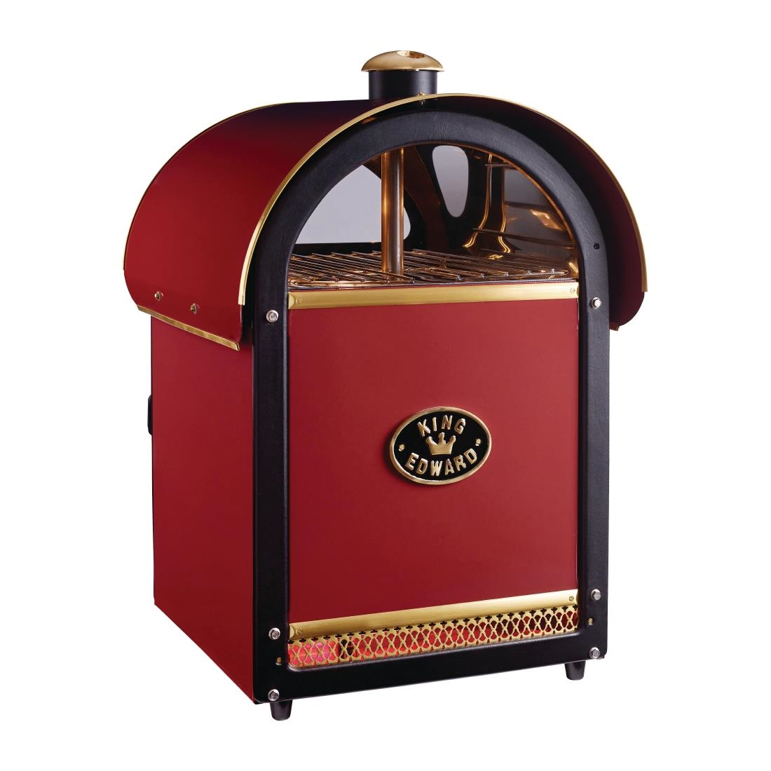Click to view product details and reviews for King Edward Large Potato Baker Claret Pb2fv Cla.