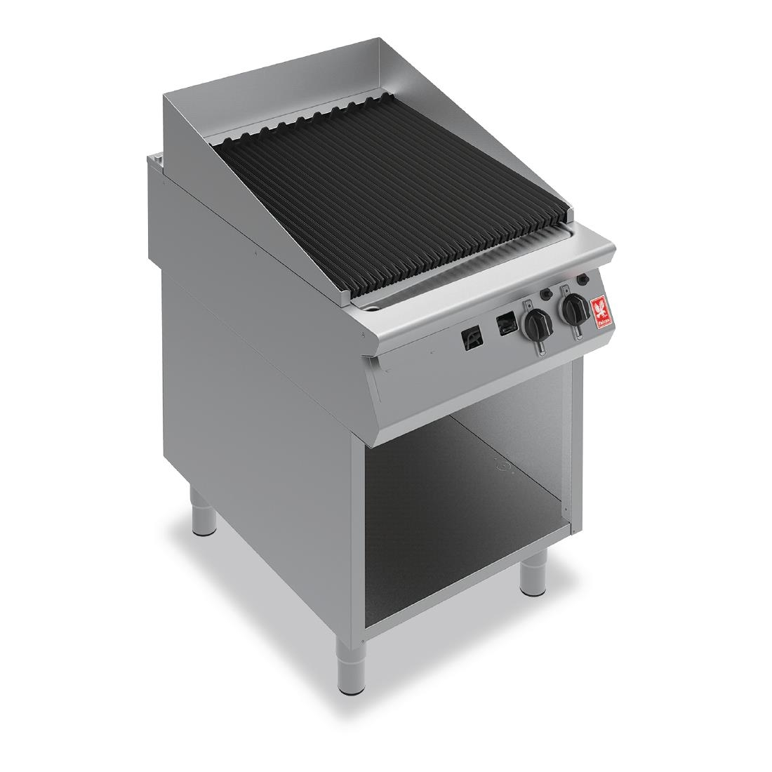 Click to view product details and reviews for Falcon F900 Chargrill On Fixed Stand Propane Gas G9460.