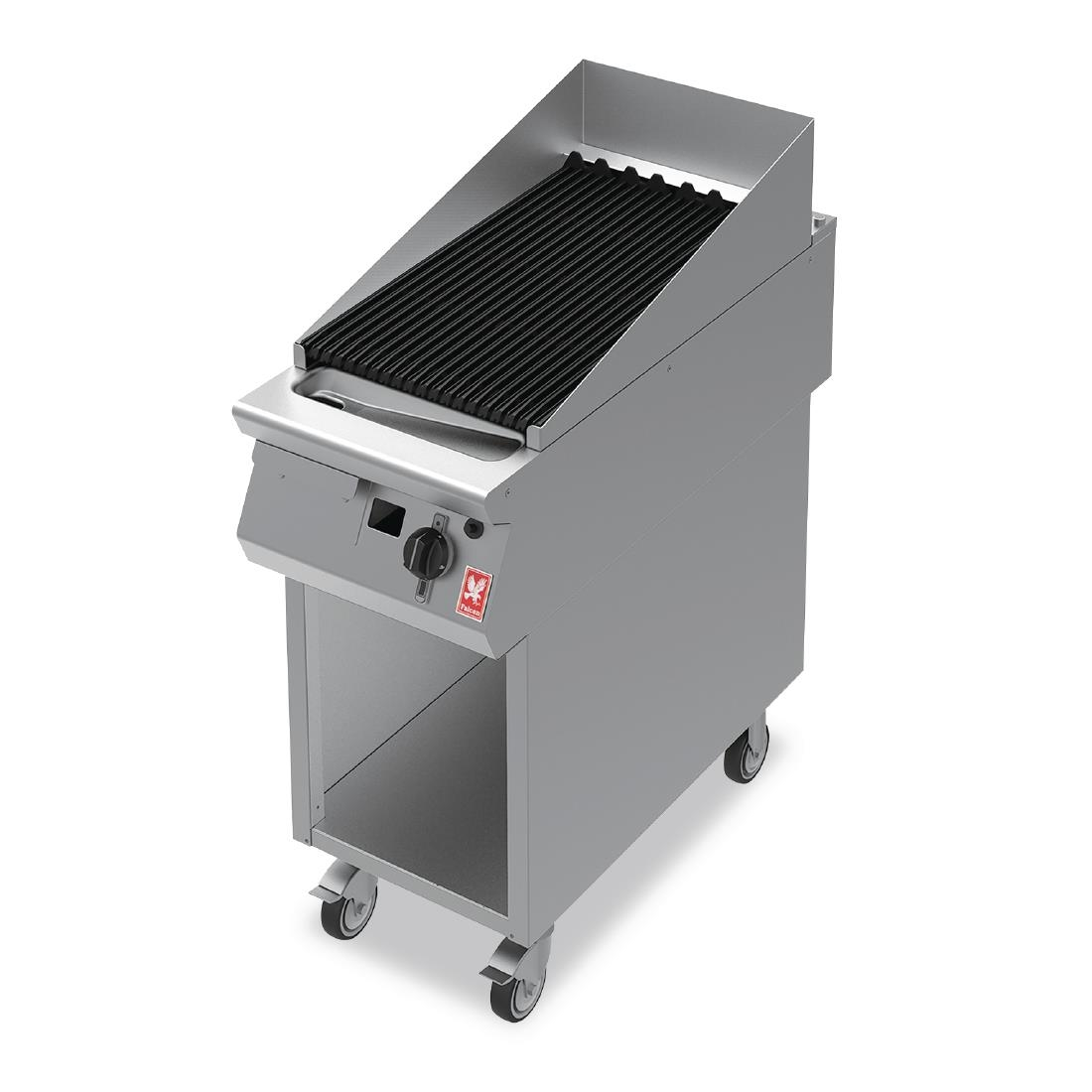 Click to view product details and reviews for Falcon F900 Chargrill On Mobile Stand Natural Gas G9440.