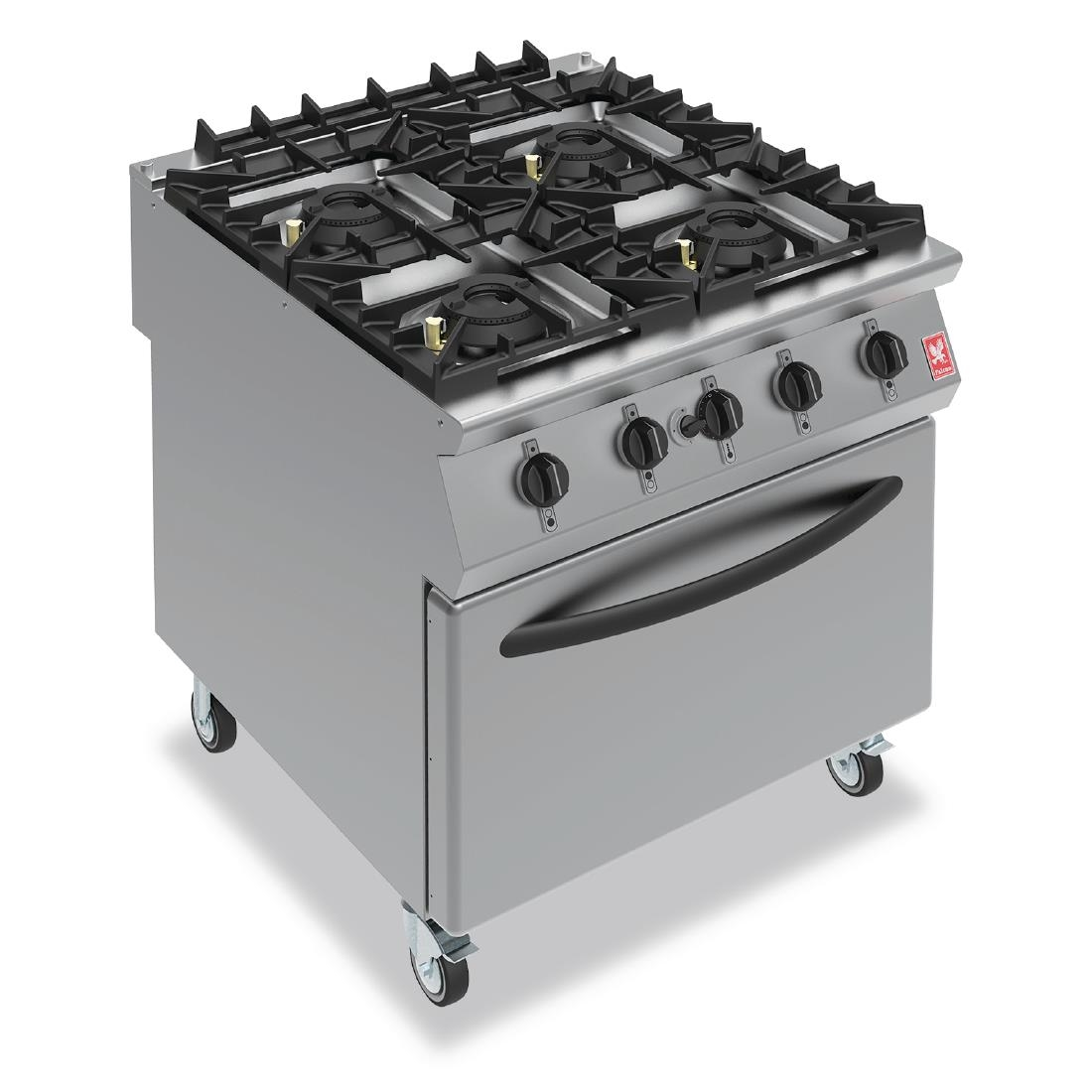 Click to view product details and reviews for Falcon F900 Four Burner Oven Range On Castors Propane Gas G9184a.