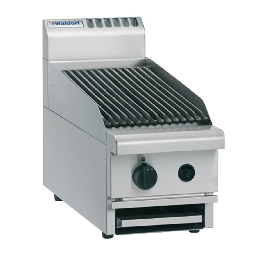 Waldorf by Moffat 300mm Chargrill Bench Model LPG CH8300G-B