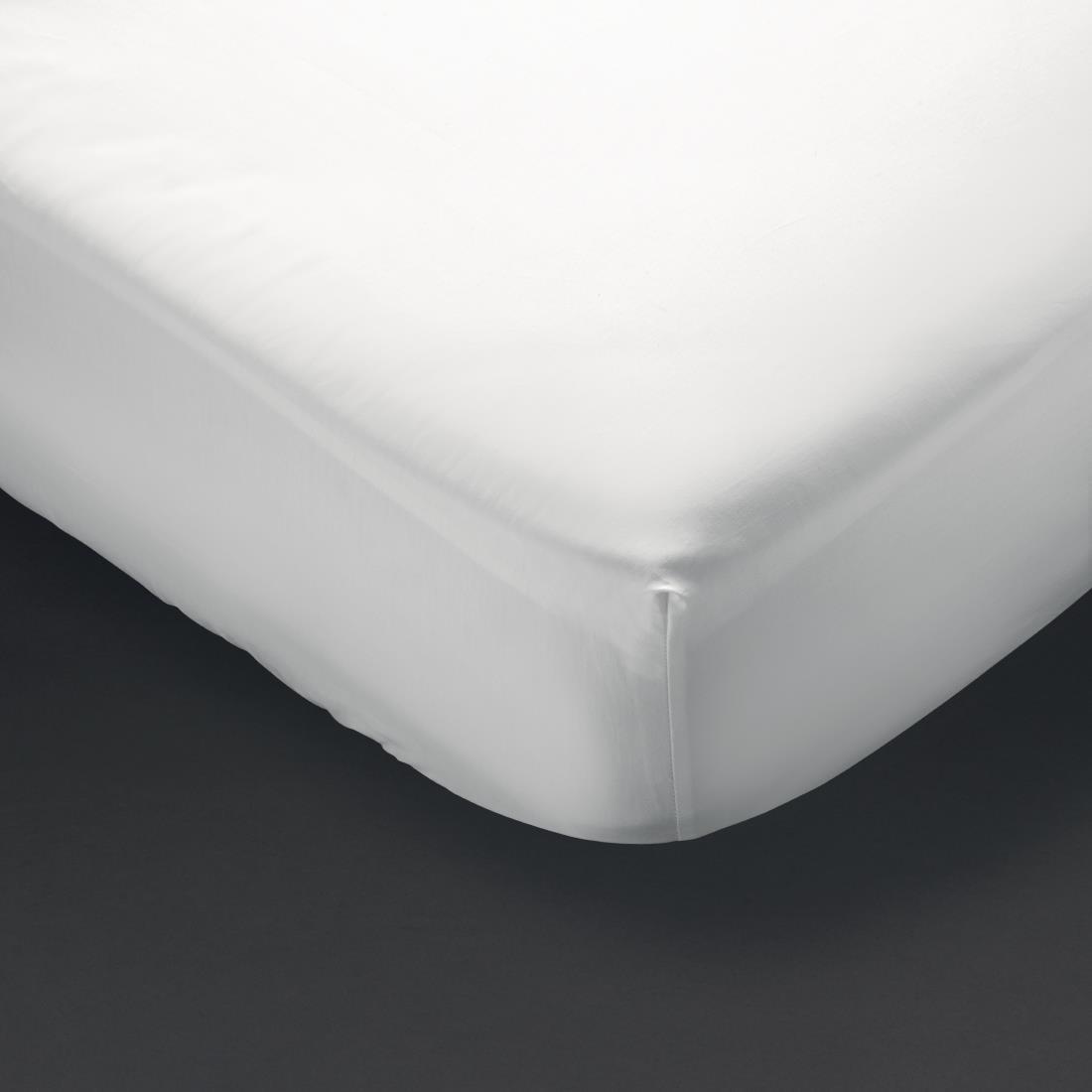 Image of Mitre Comfort Cairo Fitted Sheet 93cm