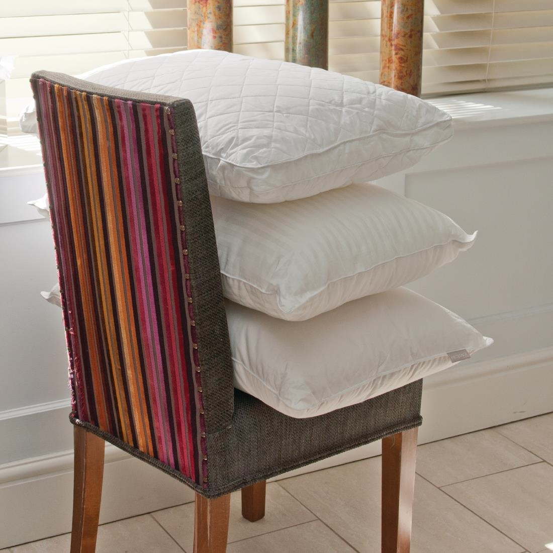 Image of Mitre Heritage Abbey Pillows Firm