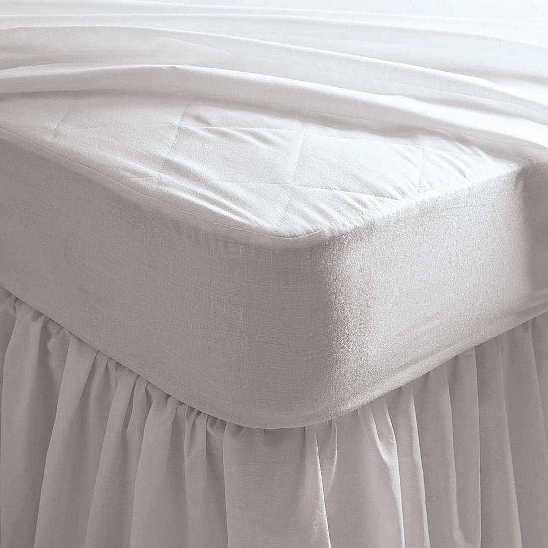 Image of Mitre Comfort Quiltop Mattress Protectors Metric King Size