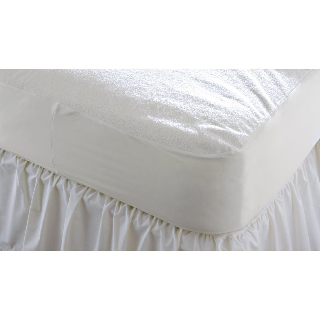 Image of Mitre Comfort Keepdry Mattress Protector Metric Single