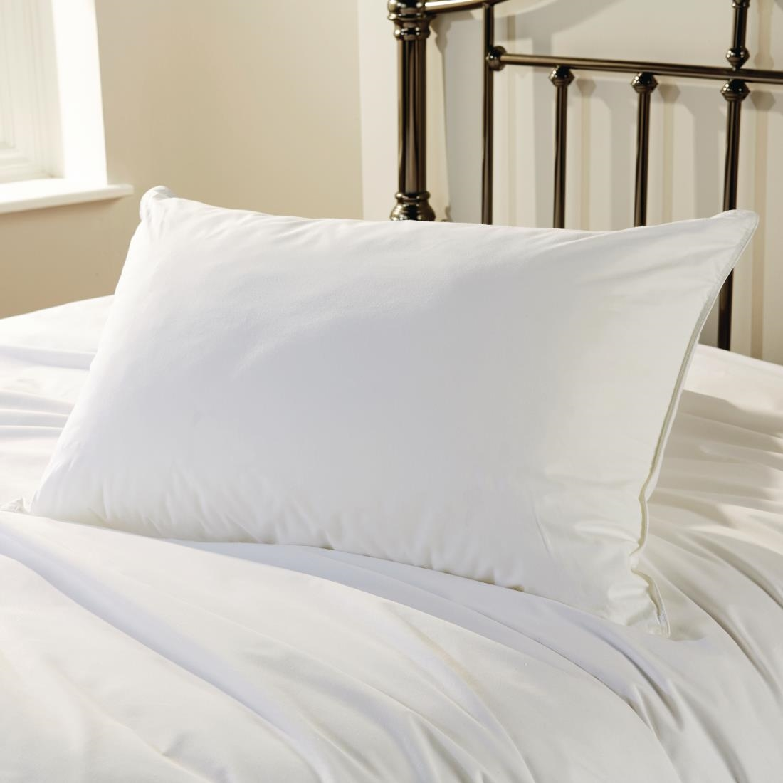 Image of Mitre Luxury Finefibre Pillow Firm
