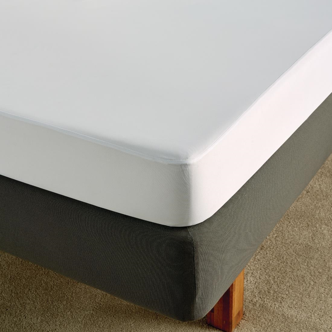 Image of Mitre Comfort Aquaguard Fully Waterproof Fitted Protector Single