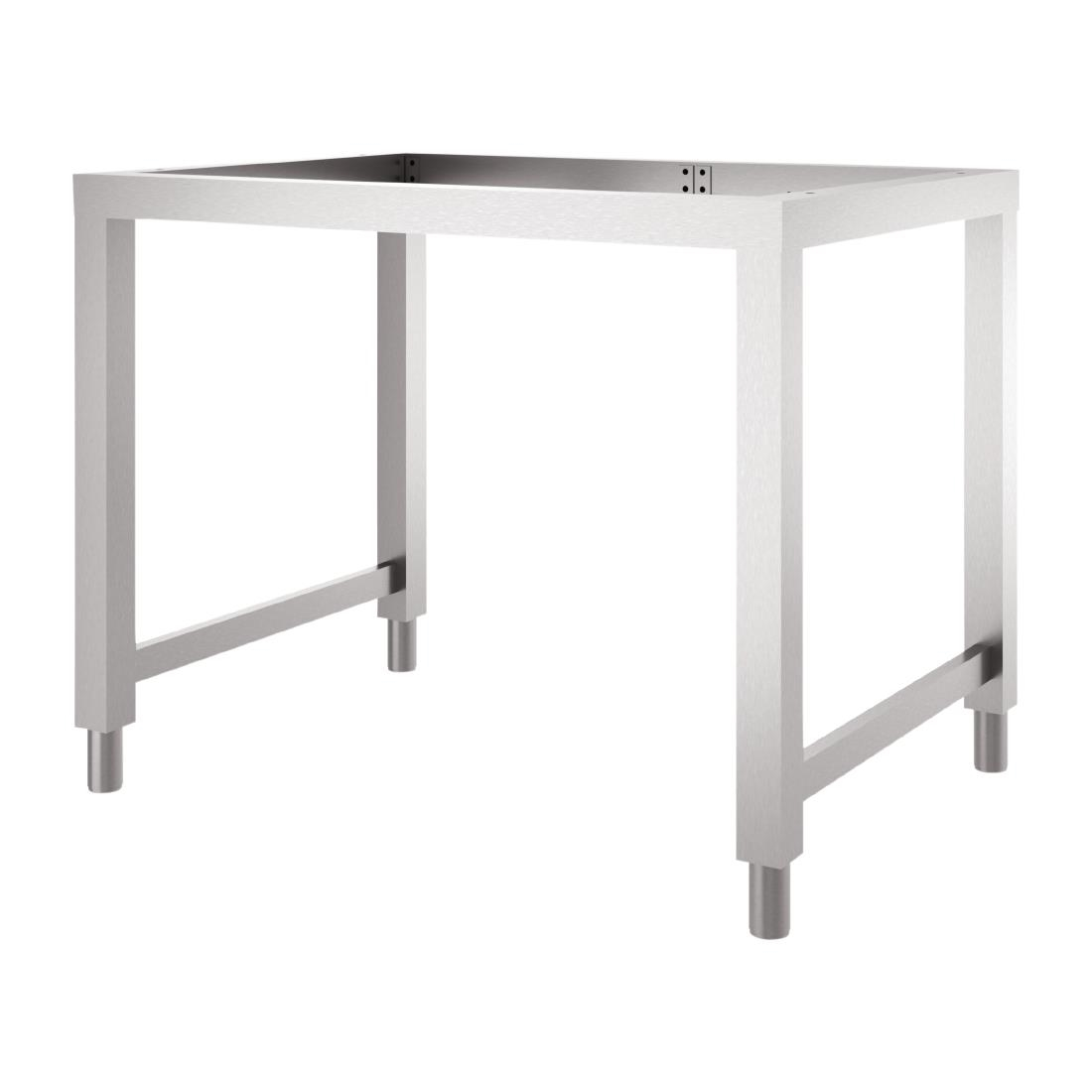 Image of Lainox Open Stainless Steel Stand NSR071