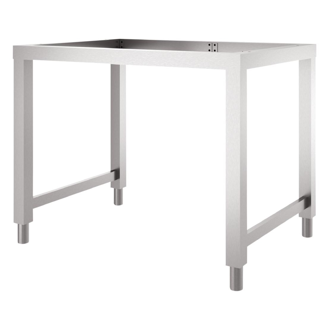 Image of Lainox Open Stainless Steel Stand NSR072