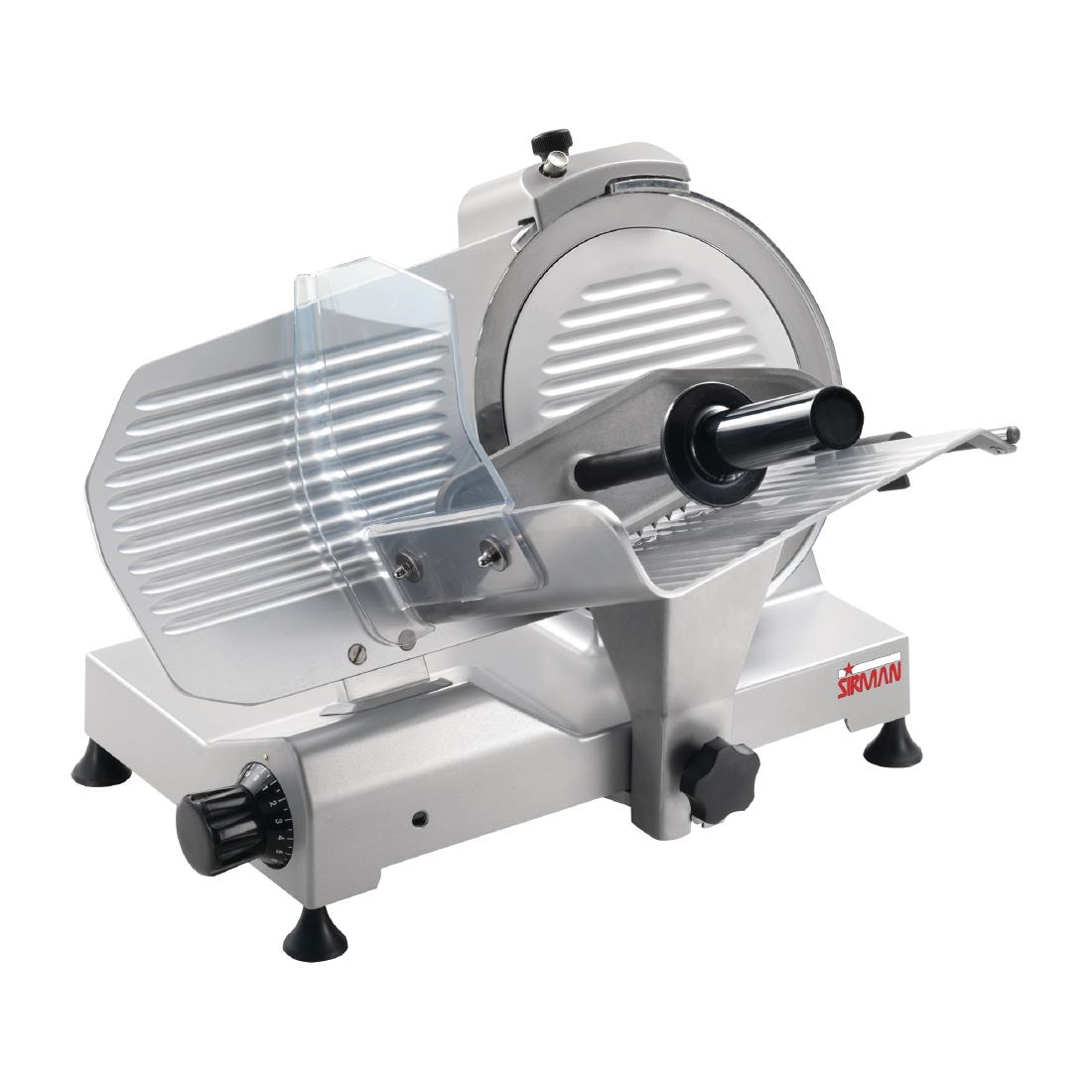 Sirman Meat Slicer Smart 250 - HC049 - Buy Online at Nisbets