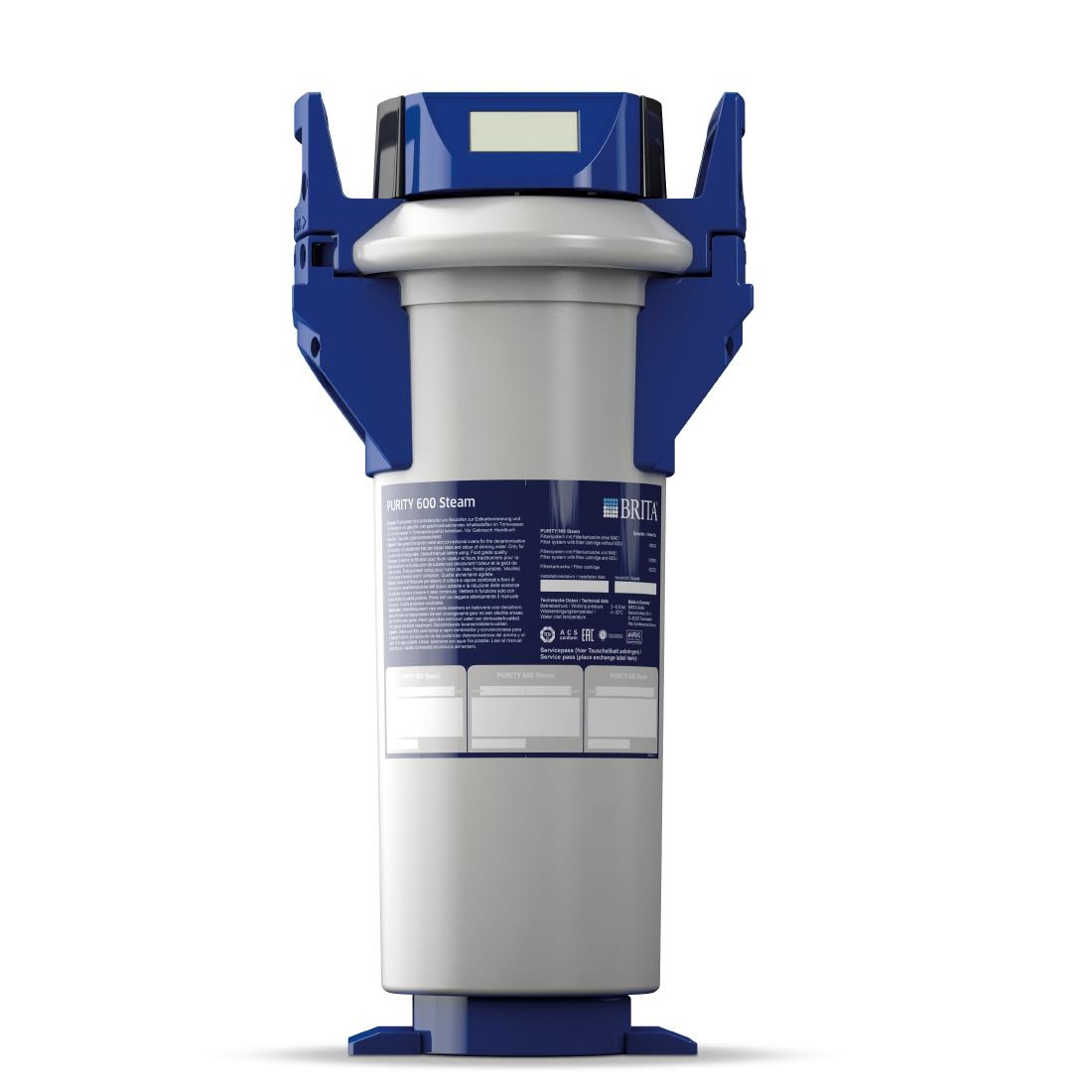 Image of Brita Purity Steam 600 Water Filter System