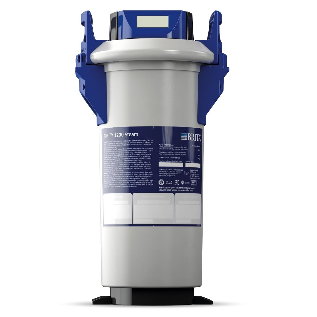 Image of Brita Purity Steam 1200 Water Filter System