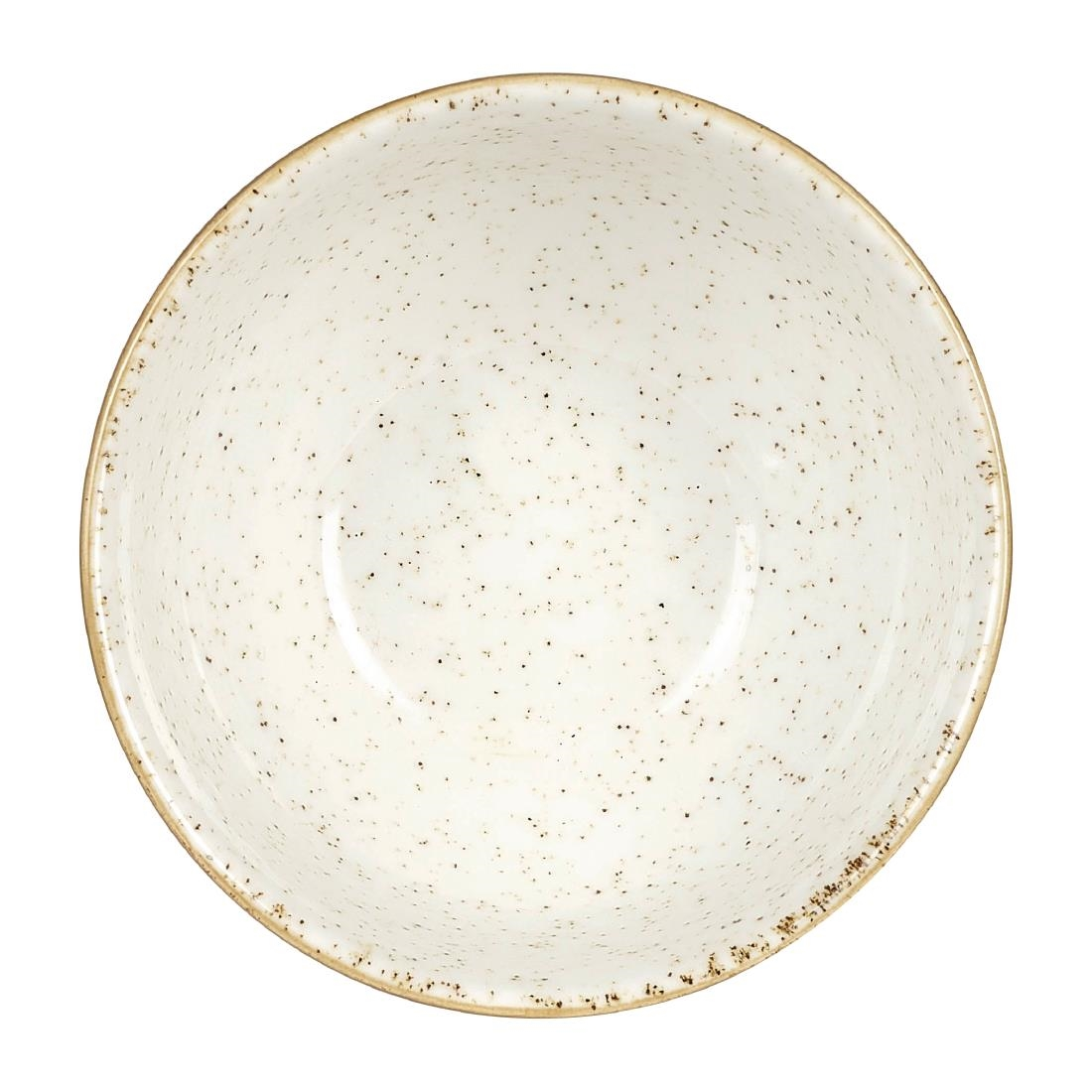 Click to view product details and reviews for Churchill Stonecast Round Soup Bowls Barley White 132mm Pack Of 12 Pack Of 12.