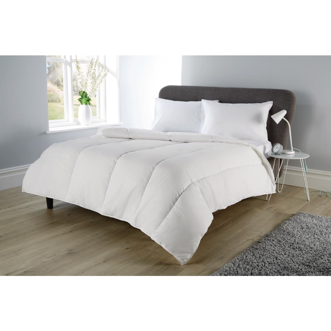 Image of Eco Hollowfibre 10.5 Tog Duvet Double