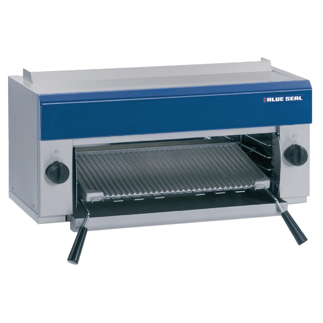 Blue Seal Salamander LPG Gas Grill G91B - J561-P - Buy Online at ...
