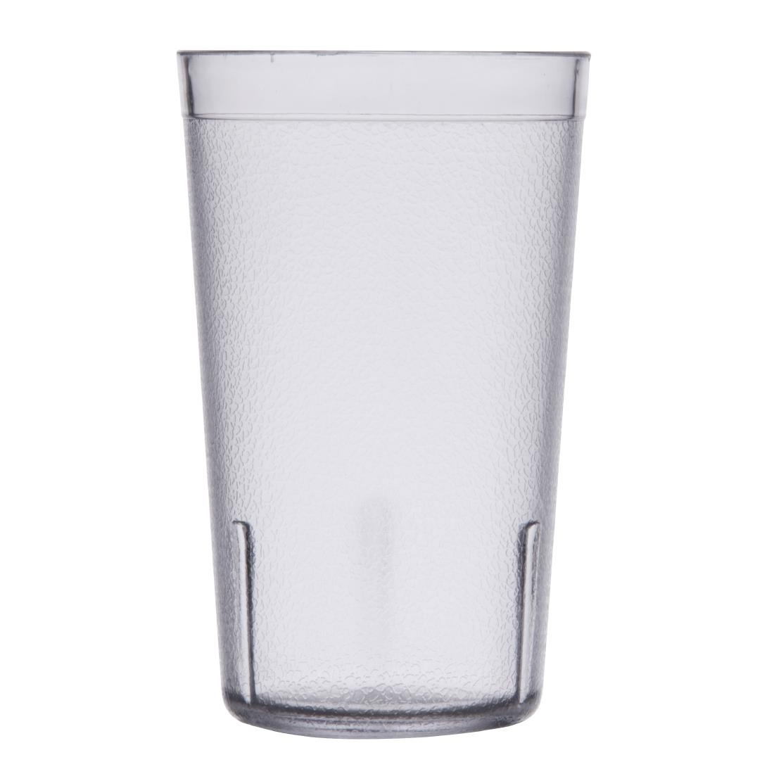 Image of Kristallon Polystyrene Tumblers 284ml (Pack of 12) Pack of 12