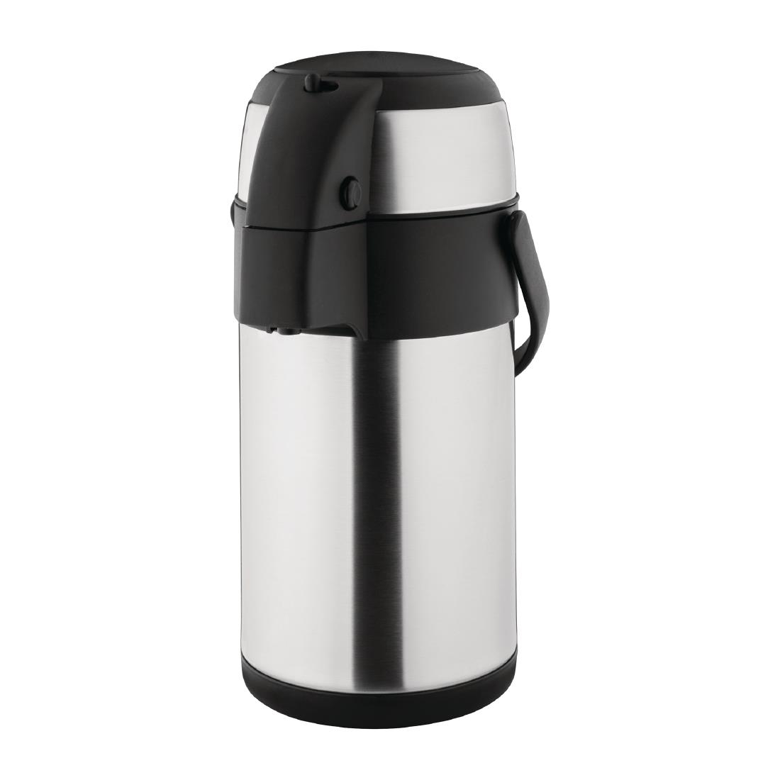 Click to view product details and reviews for Olympia Pump Action Airpot 25ltr.
