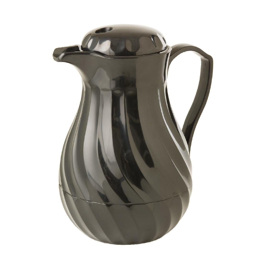 Image of Kinox Insulated Coffee Jug Black 1.1Ltr