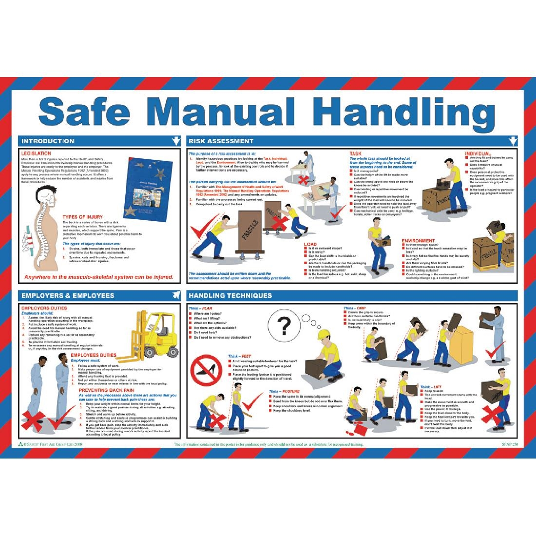 Health and Safety Posters E21- Buy Online at Nisbets