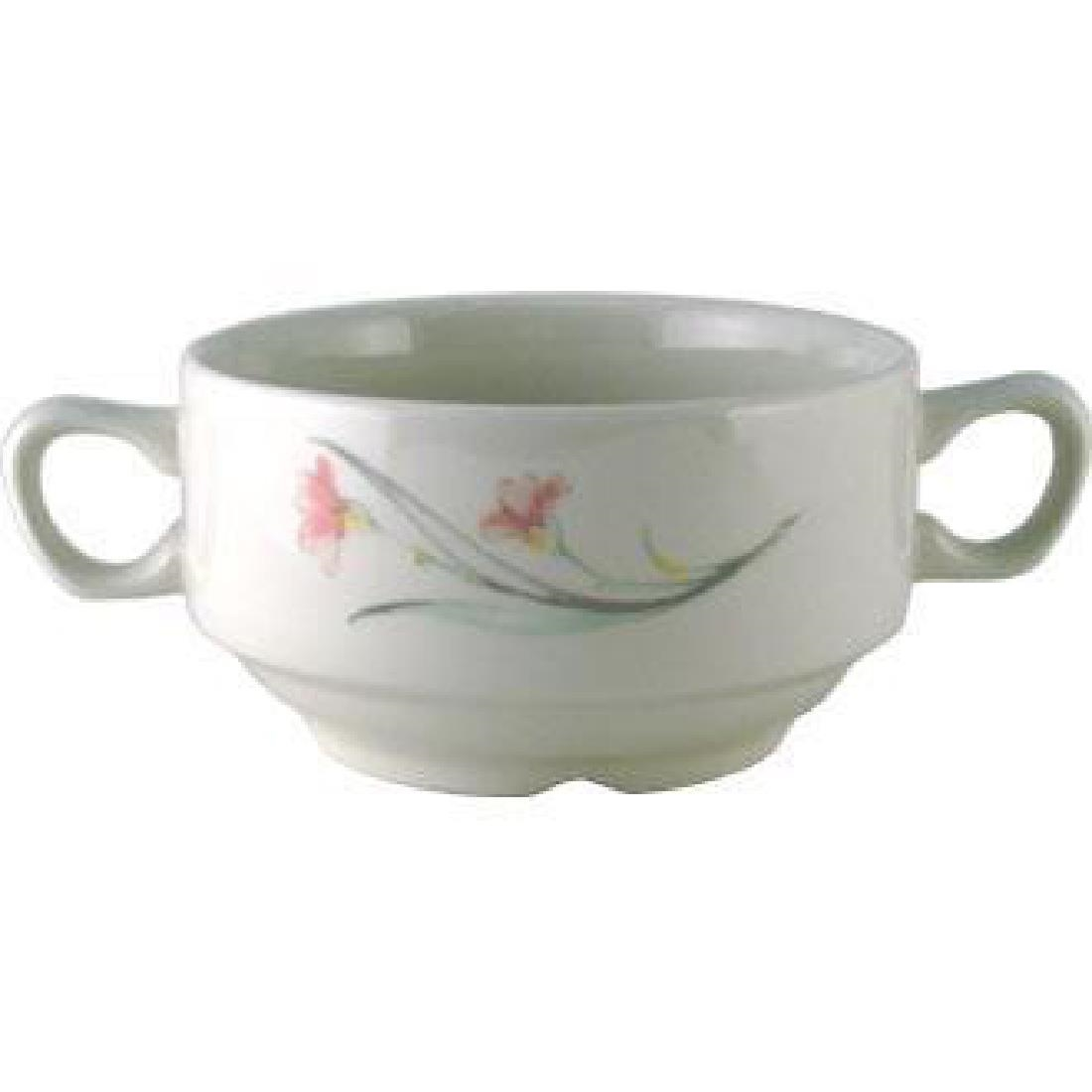 Click to view product details and reviews for Churchill Nova Chelsea Handled Soup Bowls 398ml Pack Of 24.