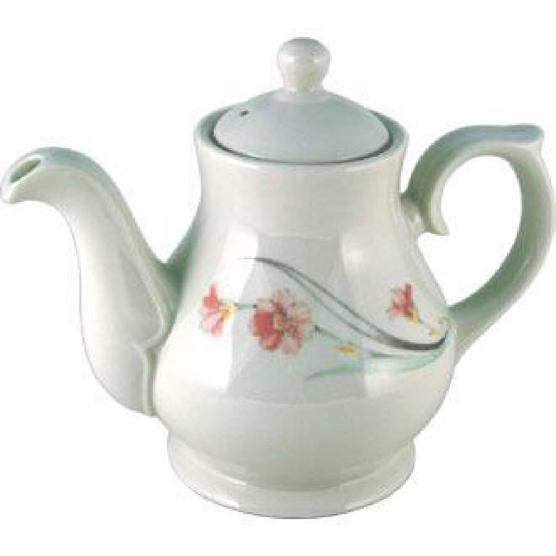 Click to view product details and reviews for Churchill Nova Chelsea Tea And Coffee Pots 852ml Pack Of 4.