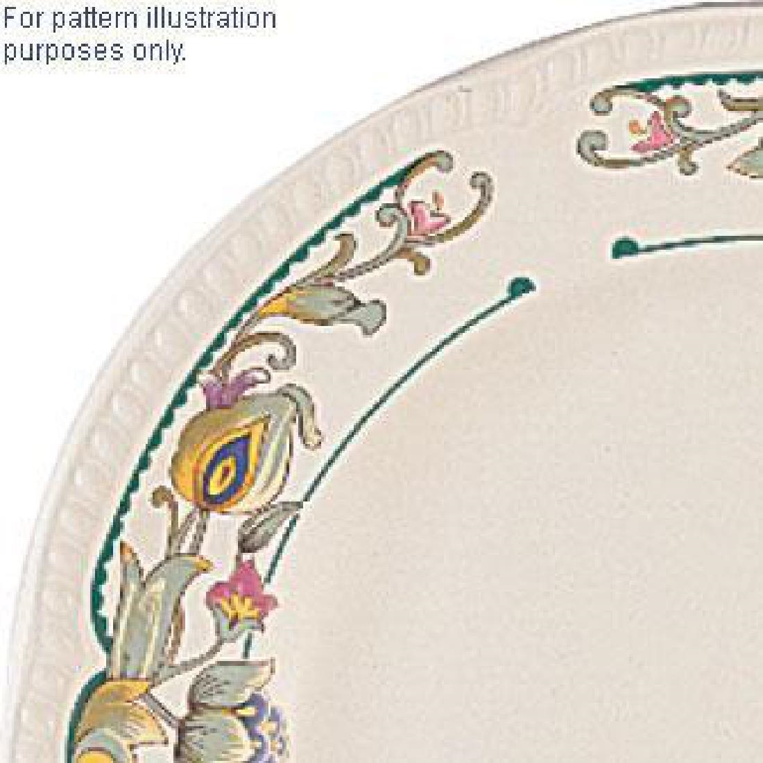Click to view product details and reviews for Churchill Buckingham Sumatra Crescent Salad Plates 210mm Pack Of 12.