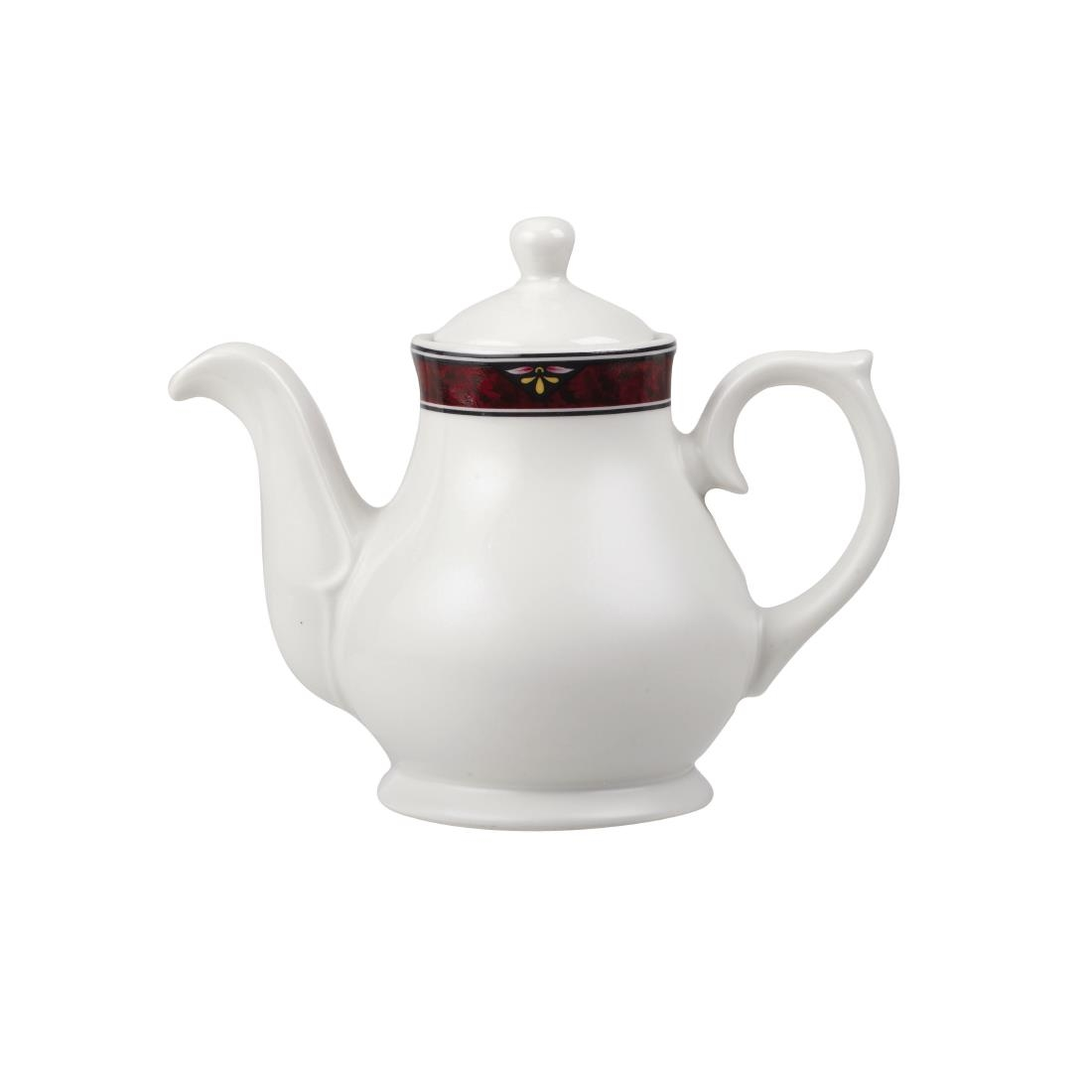 Click to view product details and reviews for Churchill Milan Tea And Coffee Pots 426ml Pack Of 4.