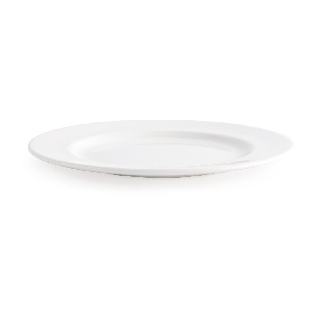 Click to view product details and reviews for Churchill Whiteware Classic Plates 280mm Pack Of 12.