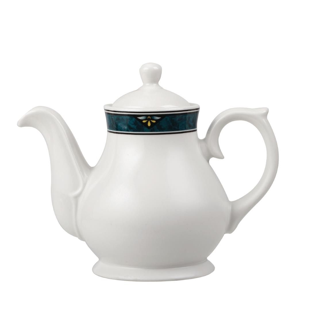 Click to view product details and reviews for Churchill Verona Tea And Coffee Pots 426ml Pack Of 4 Pack Of 4.