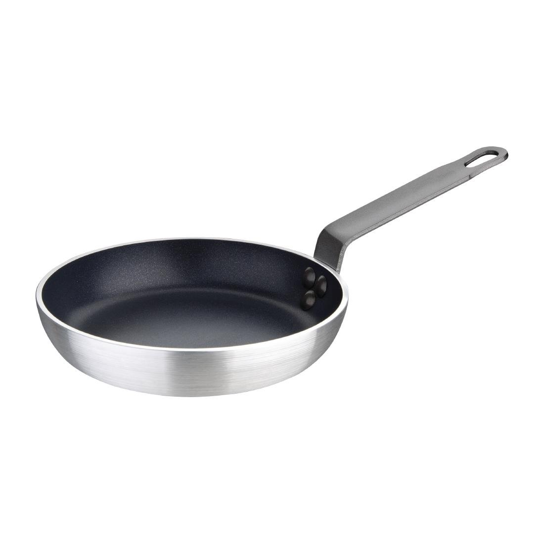 Frying Pan Frypan High Quality Aluminium CATERING QUALITY PROFESSIONAL LONG