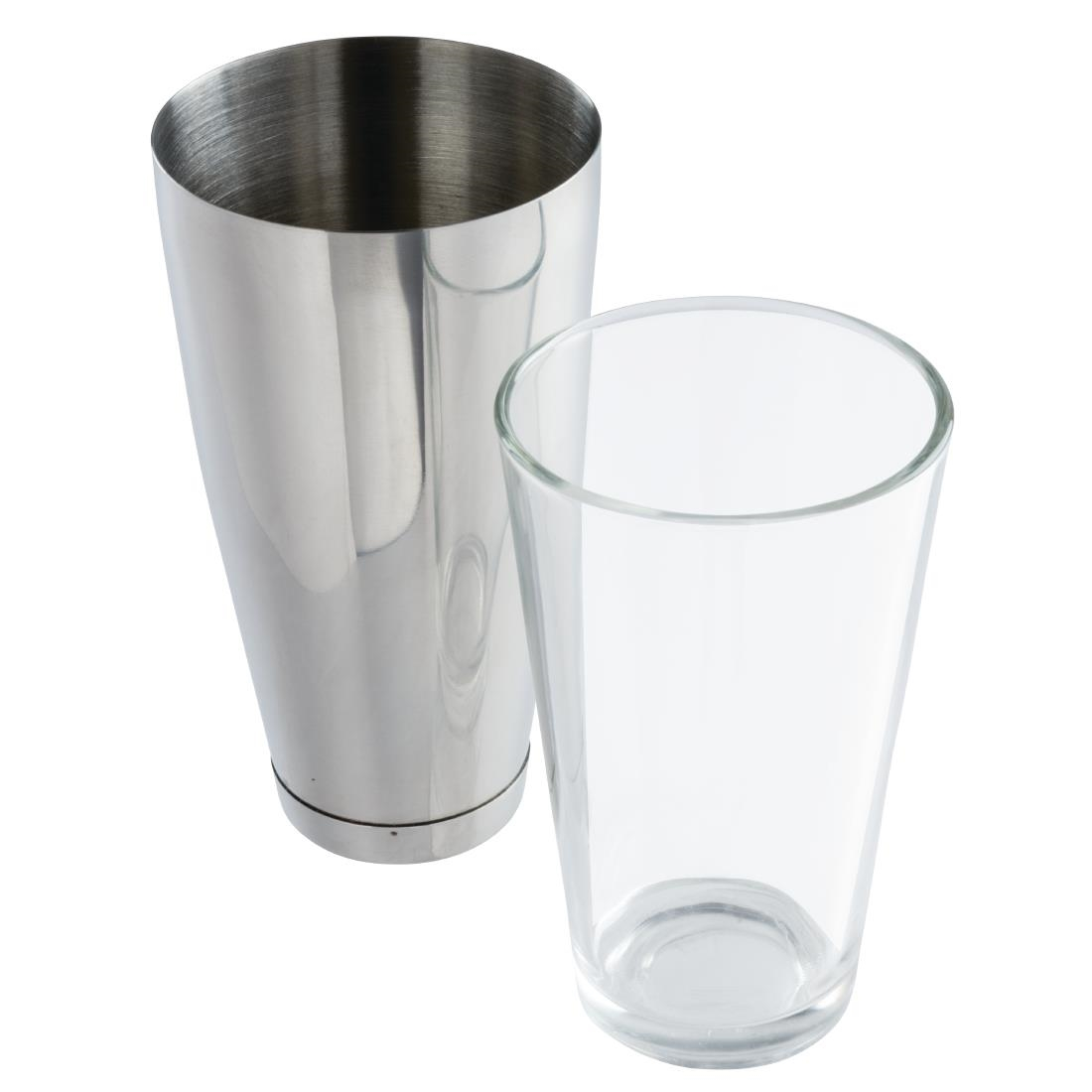 Image of APS Boston Shaker and Glass