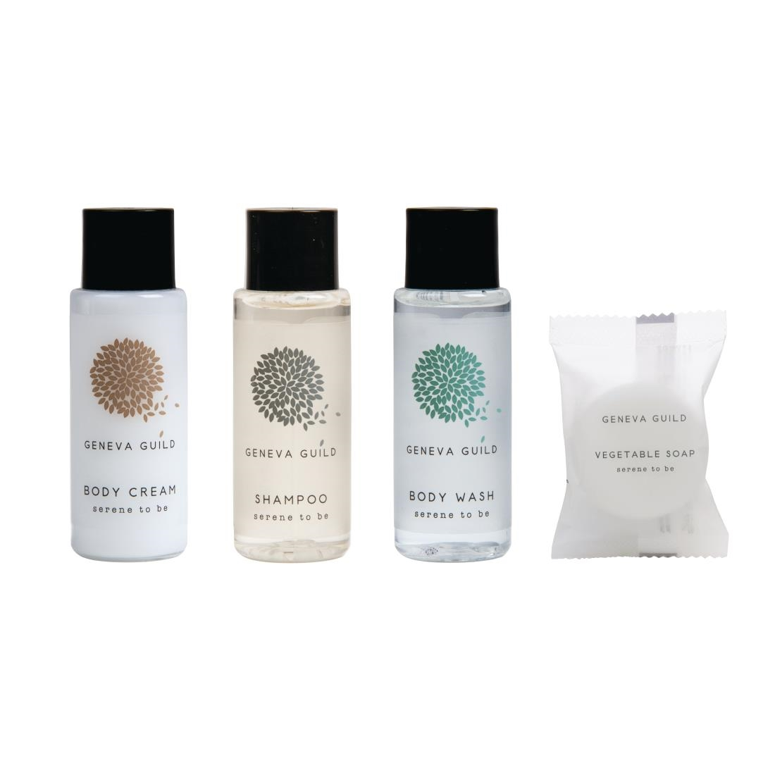 Image of Geneva Guild Toiletries Welcome Pack
