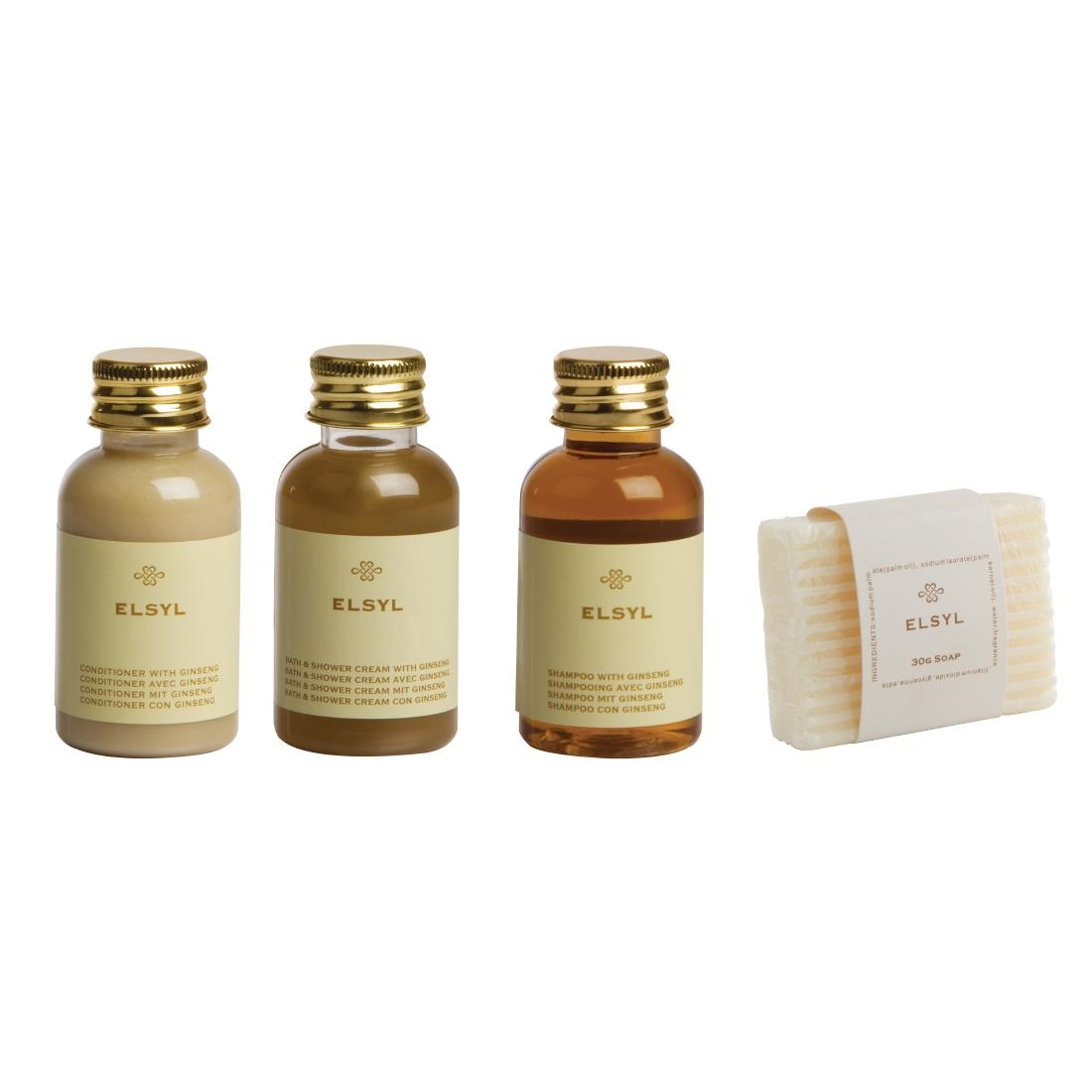Image of Elsyl Toiletries Welcome Pack