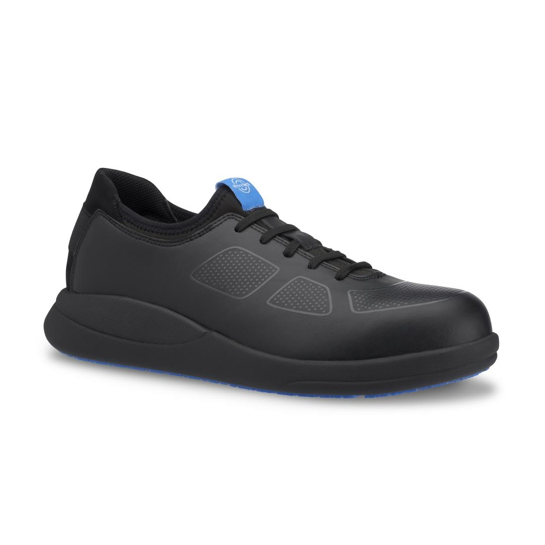 Wearertech Transform Safety Trainer Black With Firm Insole Size 43