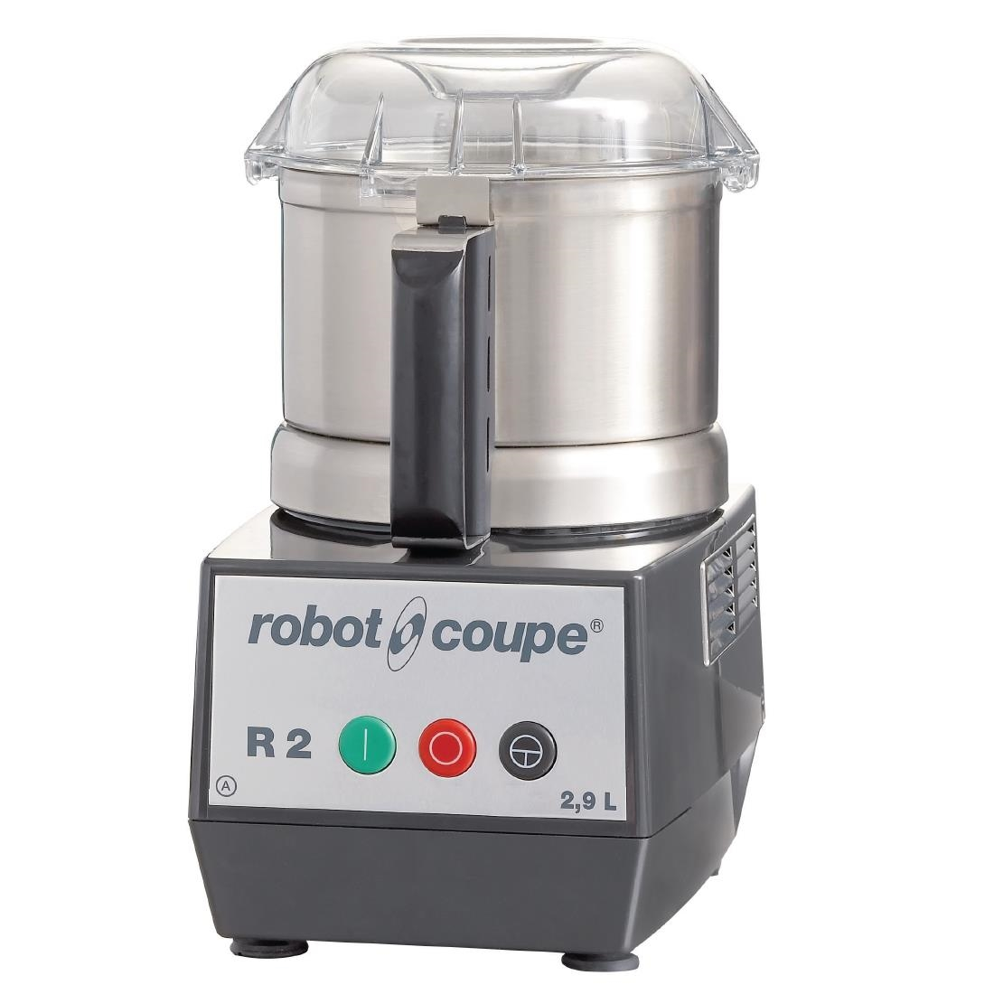 Image of Robot Coupe Bowl Cutter R2